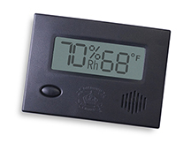 Diamond Crown Digital Precision Hygrometer