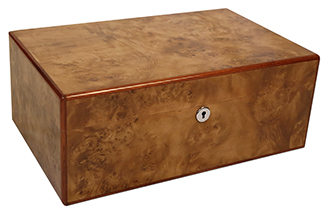 Diamond Crown The Wesley Cigar Humidor