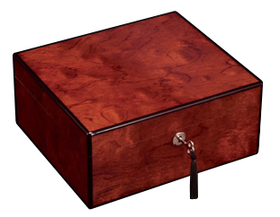Diamond Crown The Windsor African Bubinga Cigar Humidor