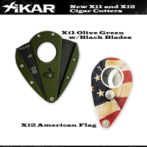 Introducing Two New Xi Cigar Cutter Finishes from XIKAR!