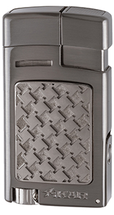 XIKAR Forte Soft Flame Cigar Lighter in G2 Finish