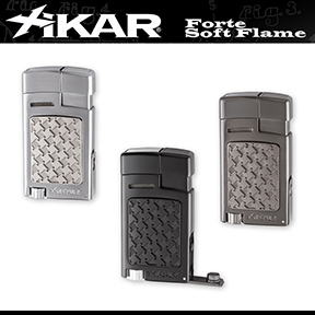 XIKAR's New Forte Soft Flame Cigar Lighters Are In!