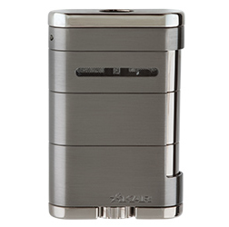 XIKAR Allume Tabletop Cigar Lighter in Stealth G2 Finish