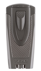 XIKAR Axia Double Jet Flame Cigar Lighter in G2 Finish