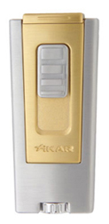 XIKAR Trezo Inline Triple Jet Flame Cigar Lighter