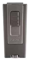 XIKAR Trezo In-Line Triple Flame Cigar Lighter in G2 Finish