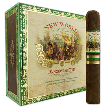 New World Cameroon Selection Cigars
