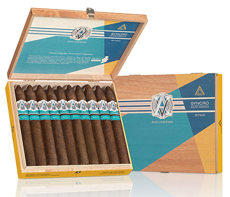 AVO Syncro South America Ritmo Cigars