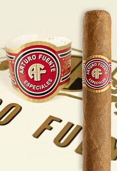 Arturo Fuente Especiales Cigars in Emperador and Cazadores Formats