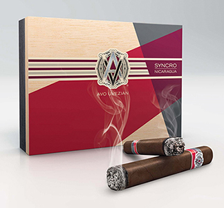 Milan's Cigar of the Month for July is the AVO Syncro Nicaragua!