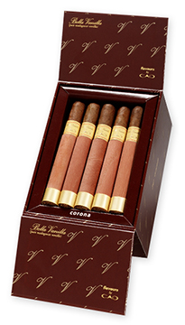 flavours by CAO Bella Vanilla Cigars and Cigarillos