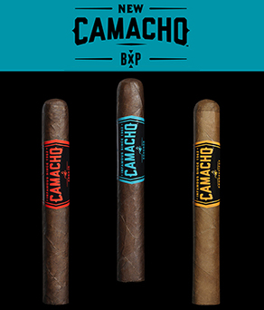 The New Camacho Box-Pressed BXP Connecticut, Corojo, and Ecuador Cigars are In the Humidor!