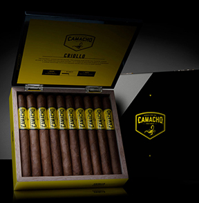 Milan's Cigar of the Month for May is the Camacho Criollo!