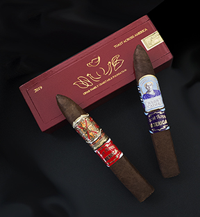Cigar Family Charitable Foundation Toast Across America 2019 Box Set