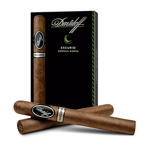 Davidoff Adds Corona Gorda Format to its Escurio Cigar Line!