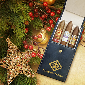 Holiday Cigar Samplers from Arturo Fuente, Diamond Crown, Padron and Others Have Arrived!