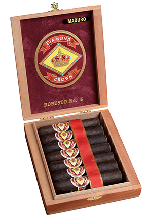 Diamond Crown Maduro Cigars Just Added!