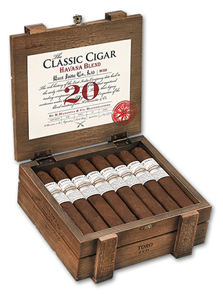 Gurkha Classic Cigar: Havana Blend Cigars by East India Trading Co.