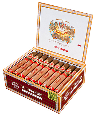 H. Upmann Vintage Cameroon Cigars in Churchill, Robusto, and Toro Formats