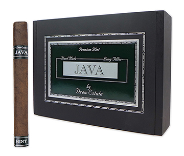 Java Mint Cigars in Corona, Robusto, and Toro Sizes