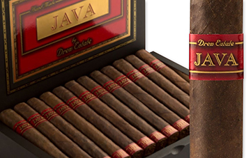 Java Red Cigars in Corona and Toro Sizes