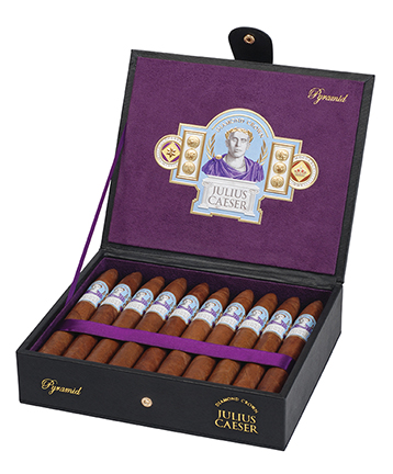 Diamond Crown Julius Caeser Cigars by J.C. Newman Cigar Co.
