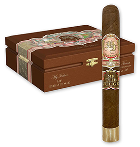 New to Our Humidor ~ My Father The Judge Cigars!