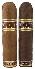 Nub Cafe Cappuccino and Espresso Cigars