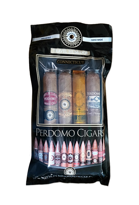 Perdomo Cigars Connecticut 4-Cigar Sampler