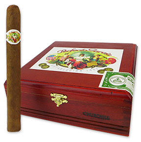 Milan's Cigar of the Month for April is Perfecto Garcia!