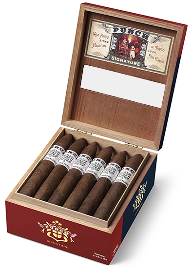 Punch Signature Cigars