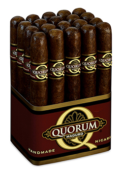 Milan's Cigar of the Month for February is the Quorum Maduro!