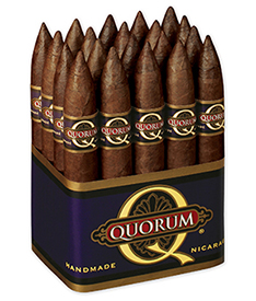 QUORUM Classic Torpedo Cigars Now Available!