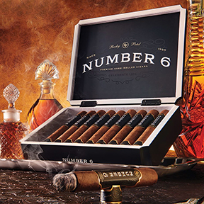 Rocky Patel's New Number 6 Cigars Are In!
