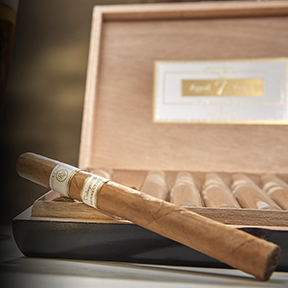 Milan's Cigar of the Month for August is Rocky Patel's Vintage 1999 Connecticut!