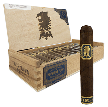 Undercrown Maduro Cigars in Gran Toro, Gordito, and Robusto Sizes