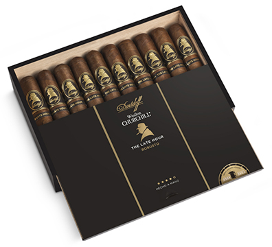 Winston Churchill - The Late Hour Cigars by Davidoff