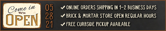 Milan Tobacconists' Website and Brick & Mortar Store are Open for Business and Curbside Pickup is Available During Regular Business Hours!