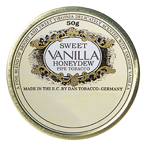 Dan Tobacco Sweet Vanilla Honeydew Pipe Tobacco