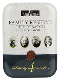 4th Generation Family Reserve Pipe Tobacco