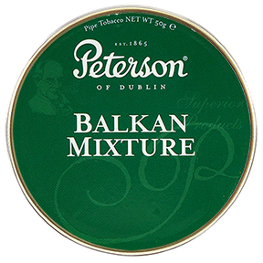 Peterson Balkan Mixture(Formerly Balkan Delight) Pipe Tobacco