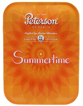 Peterson Summertime 2016 Pipe Tobacco
