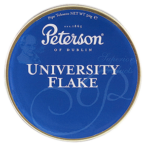 Peterson University Flake Pipe Tobacco
