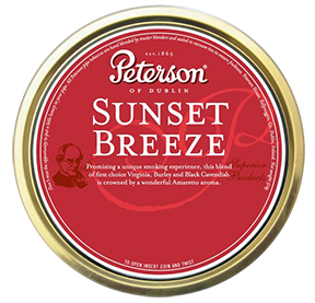 Peterson Sunset Breeze Pipe Tobacco
