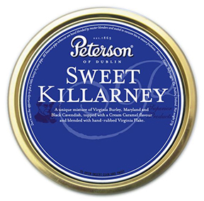 Peterson Sweet Killarney Pipe Tobacco