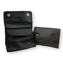 La Rocca Leather Box Tobacco Pouch
