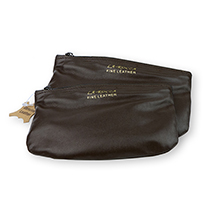 La Rocca Leather Tobacco Pouch