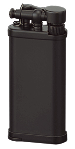 IM Corona Old Boy 1185 Black Matte Pipe Lighter