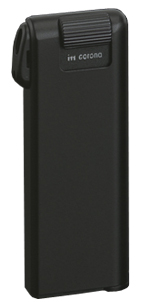 IM Corona Pipe Master Pipe Lighter - 27033 Black Matte Finish