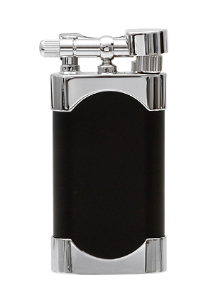 Kiribi Mikazuki Pipe Lighter - Black Matte